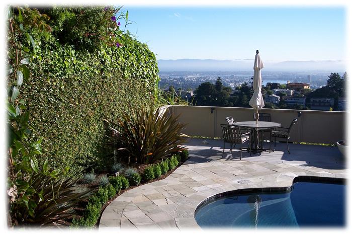 Marin landscape designer portfolio 2 for Garden design mill valley